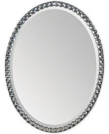 Portrait Oval Mirror, Quick Ship
