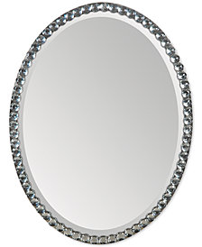 Portrait Oval Mirror, Quick Ship