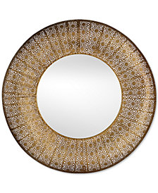 Aristo Round Mirror, Quick Ship