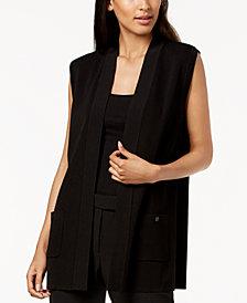 Anne Klein Malibu Cardigan Vest