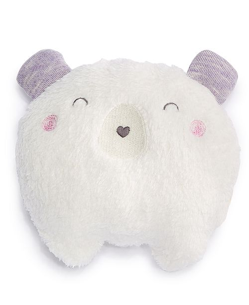 First Impressions Baby Boys Or Baby Girls Plush Lamb Toy Created