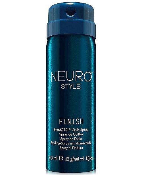 Paul Mitchell Neuro Style Finish HeatCTRL Style Spray, 1.5-oz., from PUREBEAUTY Salon & Spa