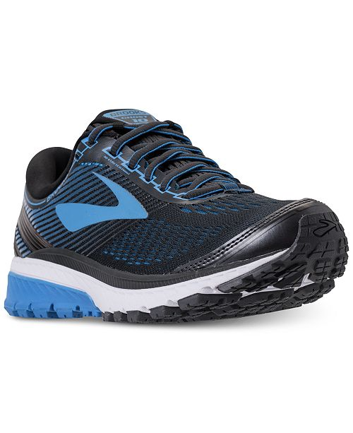 b9f18b38b0682 Brooks Men s Ghost 10 Running Sneakers from Finish Line   Reviews ...