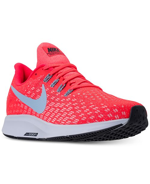 online store 347b6 d7bde ... Nike Womens Air Zoom Pegasus 35 Running Sneakers from Finish ...
