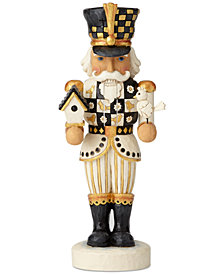 Jim Shore Black & Gold Nutcracker