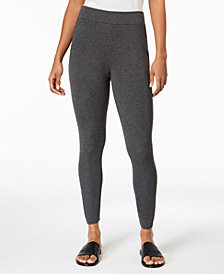 Eileen Fisher Pull-On Leggings