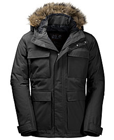 Jack Wolfskin Men's Point Barrow Jacket from Eastern Mountain Sports