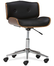 Amorie Office Chair, Quick Ship
