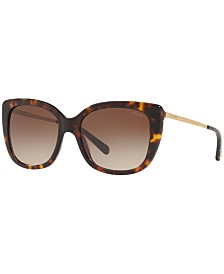 Coach Sunglasses, HC8246 55 L1040