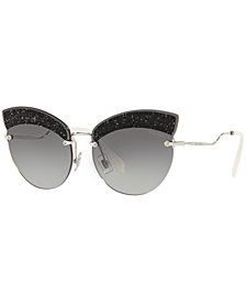 Miu Miu Sunglasses, MU 58TS 65