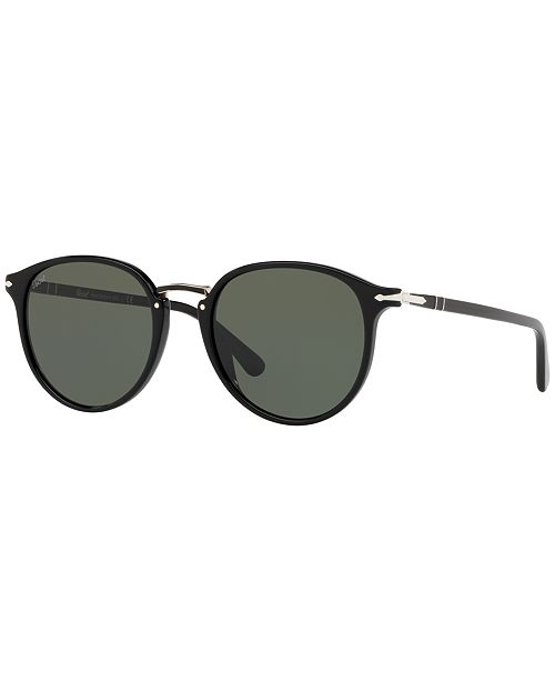6bd785314d2a Persol Sunglasses, PO3210S 54 & Reviews - Sunglasses by Sunglass Hut ...