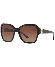 Tory Burch Polarized Sunglasses, TY7125 56