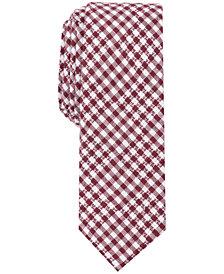 Penguin Men's Kinsey Check Skinny Tie