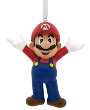 Hallmark Nintendo Mario...