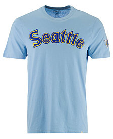 '47 Brand Men's Seattle Mariners Rundown Fieldhouse T-Shirt