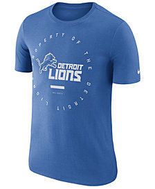 Nike Men's Detroit Lions Property Of T-Shirt