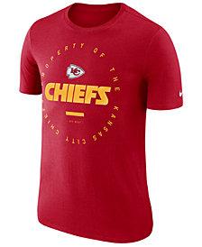 Nike Men's Kansas City Chiefs Property Of T-Shirt