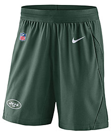 Nike Men's New York Jets Fly Knit Shorts