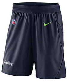 Nike Men's Seattle Seahawks Fly Knit Shorts