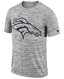 Nike Men's Denver Broncos Legend Velocity Travel T-Shirt