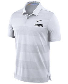 Nike Men's Iowa Hawkeyes Early Season Coaches Polo