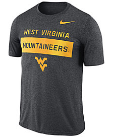 Nike Men's West Virginia Mountaineers Legends Lift T-Shirt