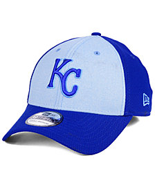 New Era Kansas City Royals Father's Day 39THIRTY Strapback Cap 2018