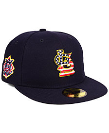 New Era St. Louis Cardinals Stars and Stripes 59FIFTY Fitted Cap