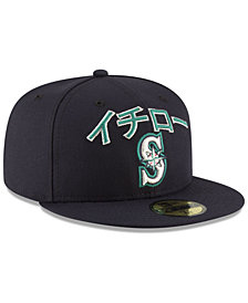 New Era Seattle Mariners ICHIRO Pack 59FIFTY Fitted Cap