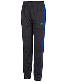 adidas Big Boys Melange Mesh Pants