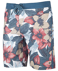"Rip Curl Men's Floral 19"" Board Shorts"