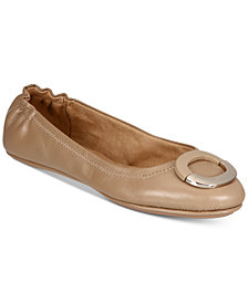 Bandolino Fanciful Slip-On Ballet Flats