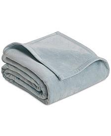 Vellux Plush Knit King Blanket