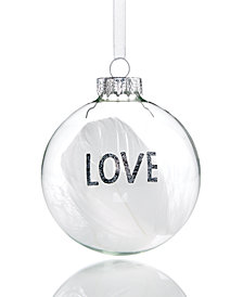 Holiday Lane Love Ornament, Created for Macy's