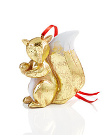Holiday Lane Squirrel Ornament, Created for Macy's