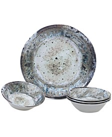 Radiance Cream 5-Pc. Salad/Serving Set