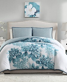 Brooklyn 3-Pc. Full/Queen Comforter Set