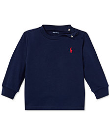 Polo Ralph Lauren Baby Boys Long-Sleeve T-Shirt