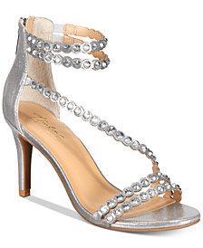 Thalia Sodi Darrla Strappy Evening Sandals, Created for Macy's