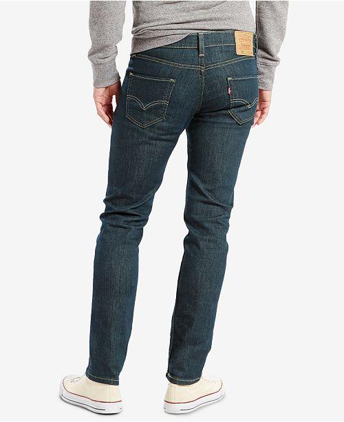 14b552a7 Levi's 511™ Slim Fit Jeans & Reviews - Jeans - Men - Macy's