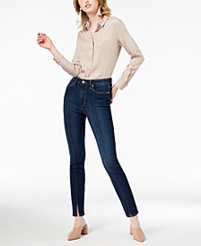 Joe's The Charlie Seamed Ankle Skinny Jeans