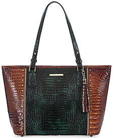 Brahmin Asher Hunter Cannon Tote
