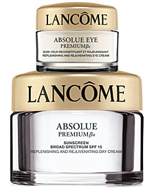 Receive A Free Travel-Size Absolue Premium Bx Day Cream with your Full-Size Absolue Premium Bx purchase. Only $175 ($225 Value)