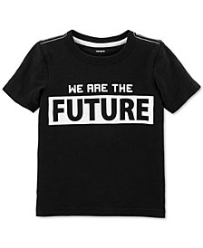 Carter's Little Boys & Big Boys We Are The Future T-Shirt