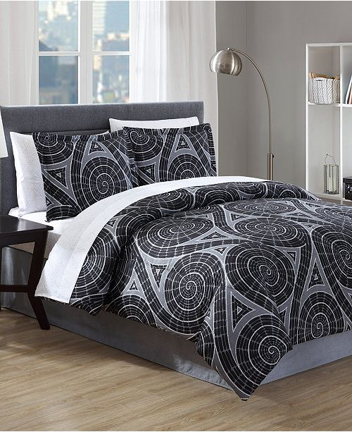 Ellison First Asia Nautilus 8-Pc. Queen Comforter Set