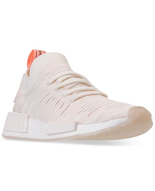 840eed0924260 ... adidas Women s NMD R1 STLT Primeknit Casual Sneakers from Finish Line  ...