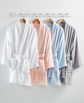Martha Stewart Collection Cotton Terry Bath Robe 1115c47fc