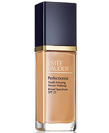 Estée Lauder Perfectionist Youth-Infusing Broad Spectrum SPF 25 Makeup, 1.0 oz.