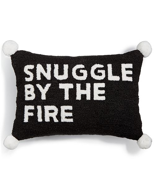 Martha Stewart Collection Snuggle By The Fire 14 Quot X 20