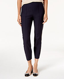 Charter Club Tummy-Control Skinny Pants, Created for Macy's